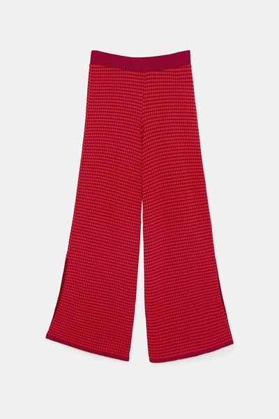 Zara Two Toned Pants