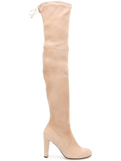 Hiline Over-The-Knee Boots