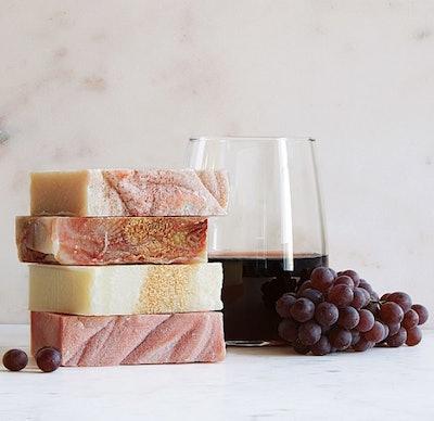 Wine Soaps - Set of 4