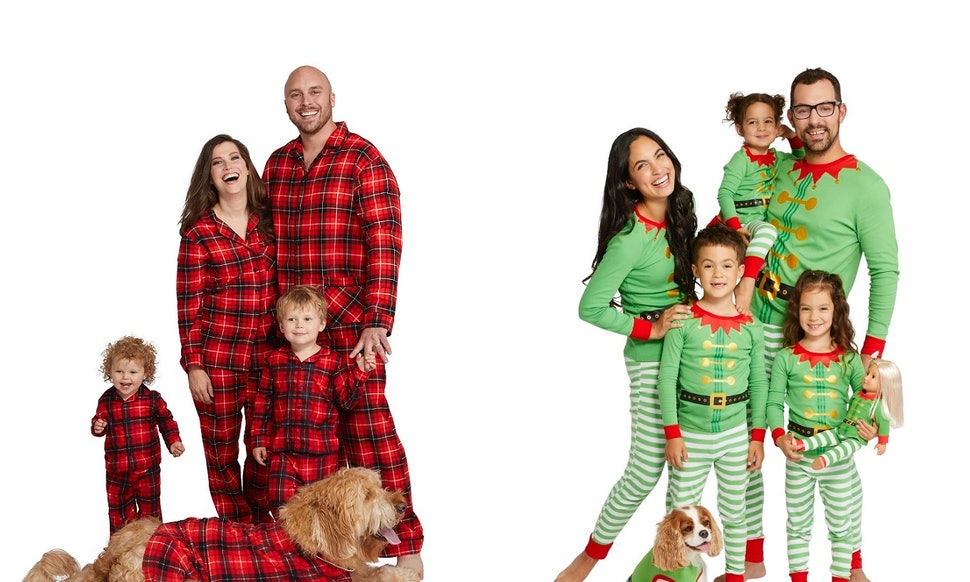 targets family pet holiday pajamas include options for your whole crew - Target Christmas Pjs