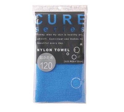 Cure Series Japanese Exfoliating Bath Towel