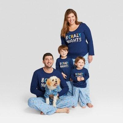 Hanukkah Family Pajamas Collection