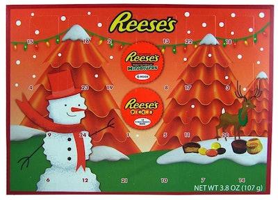 Reese's Advent Calendar