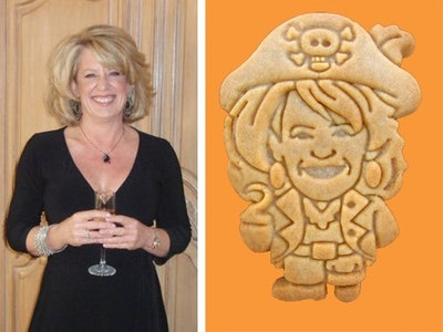 Personalized Cookie