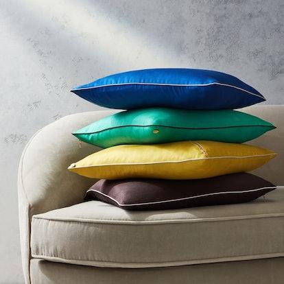 Silken Wool Pillow Covers