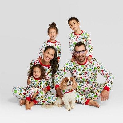 Peanuts Holiday Family Pajamas Collection