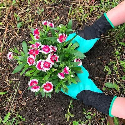 RVZHI Garden Genie Gloves With Claws