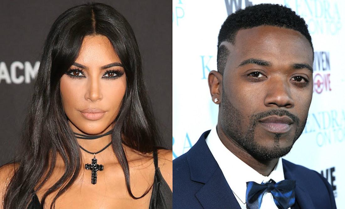 Kim kardashian porno with ray j