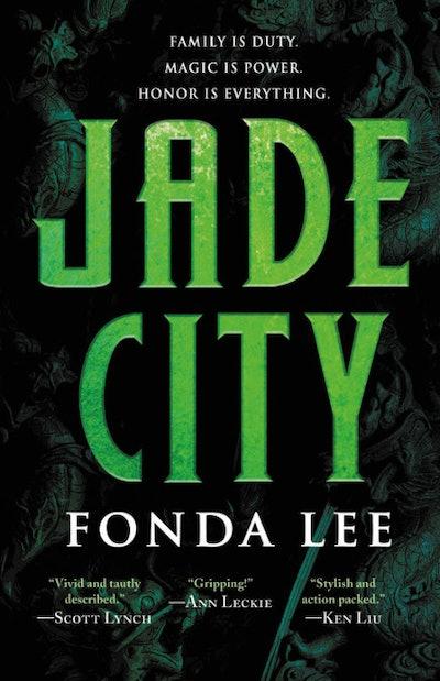 'Jady City' by Fonda Lee