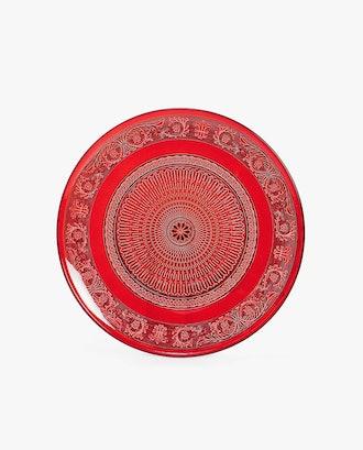 Raised-Design Side Plate