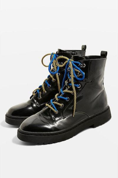 Krunch Chunky Boots
