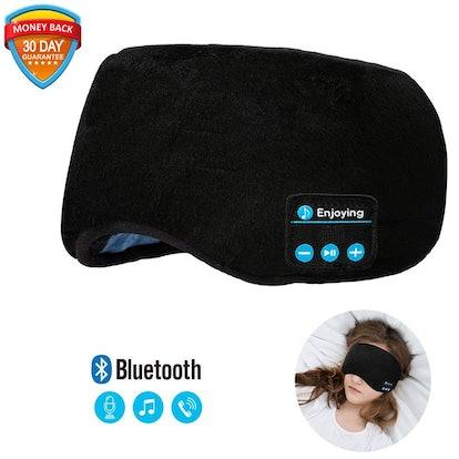 Joseche Wireless Bluetooth Sleep Headphones & Sleeping Eye Mask