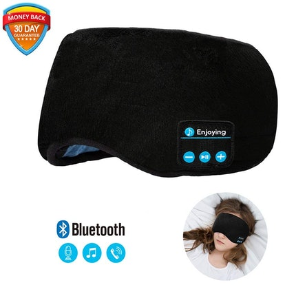Joseche Wireless Bluetooth Sleep Headphones & Sleeping Eye Mask