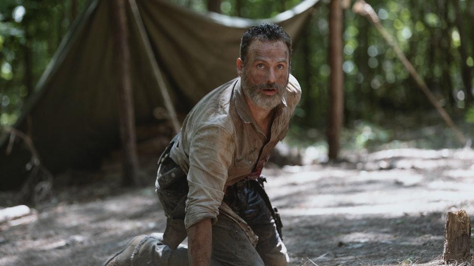 Why Didnt Carl Lori Appear In Ricks Final The Walking Dead
