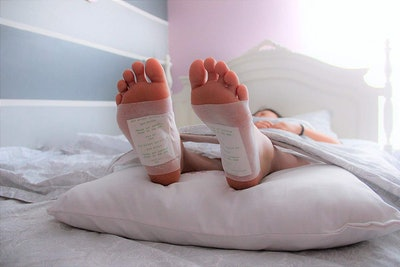 TJ's Health Foot Pads