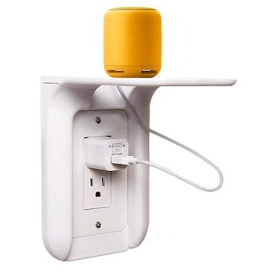 Okela Outlet Shelf Power Perch