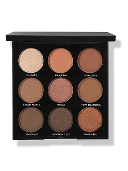 Bronzed Babe Eyeshadow Palette