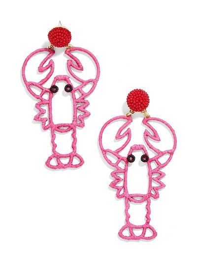 Sebastian Lobster Drop Earrings