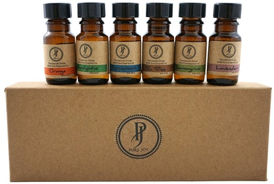 Pure Joy Aromatherapy Premium Kit