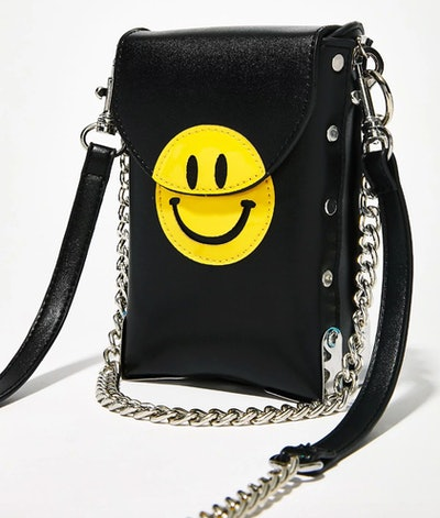 Emoticon Crossbody Bag