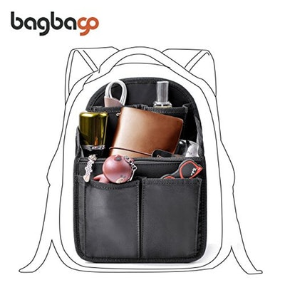 Bes Chan Bag In Bag Backpack Insert Organizer