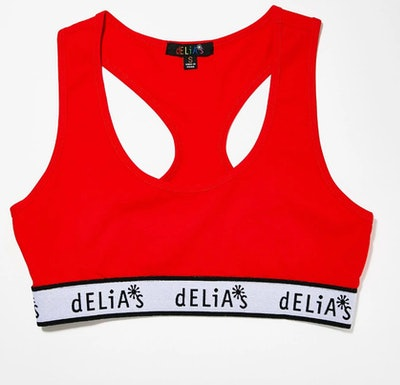 Cherry Delias Sports Bra