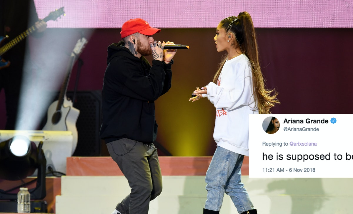 Ariana Grande's Tweets About Missing Mac Miller Will Break Your Heart All Over Again