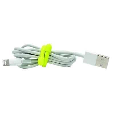 Nite Ize Gear Tie ProPack Reusable Rubber Twist Tie (24 Pack)