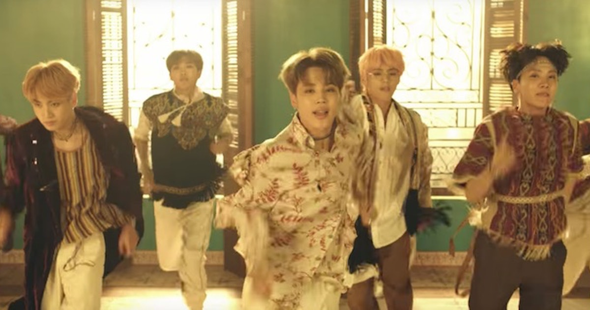 """BTS' """"Airplane Pt. 2"""" Music Video Ends With Dancing In The"""