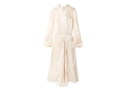 Silk Charmeuse Gown