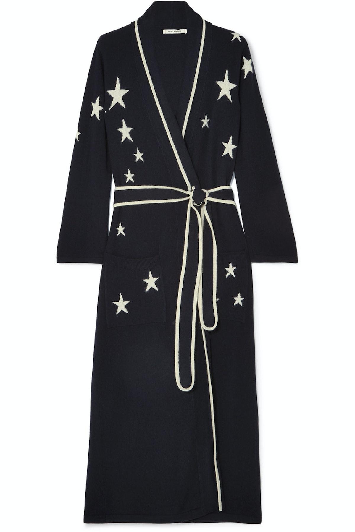 Star Cashmere Robe