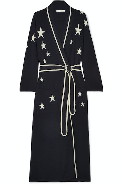 Star Cashmere Robe