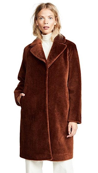Rubina Wool Coat
