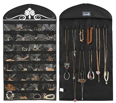 Misslo Jewelry Hanging Organizer