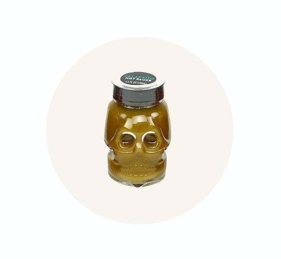 Mini Skull Hot Sauce Jars 3 Pack