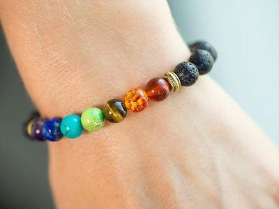 Jewelry Yoga Chakra Bracelet