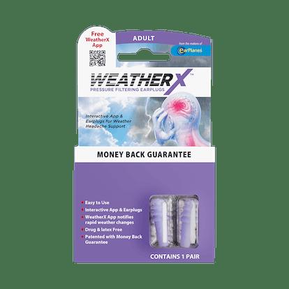 WeatherX Ear Plugs
