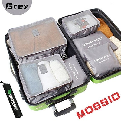 Mossio 7 Set Packing Cubes