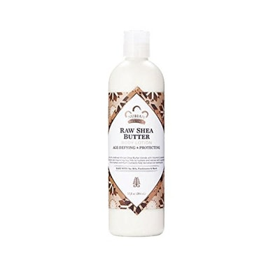 Nubian Heritage Raw Shea Butter Body Lotion