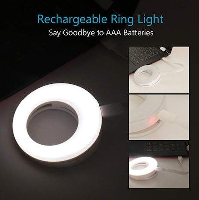 QIAYA Selfie Light Ring