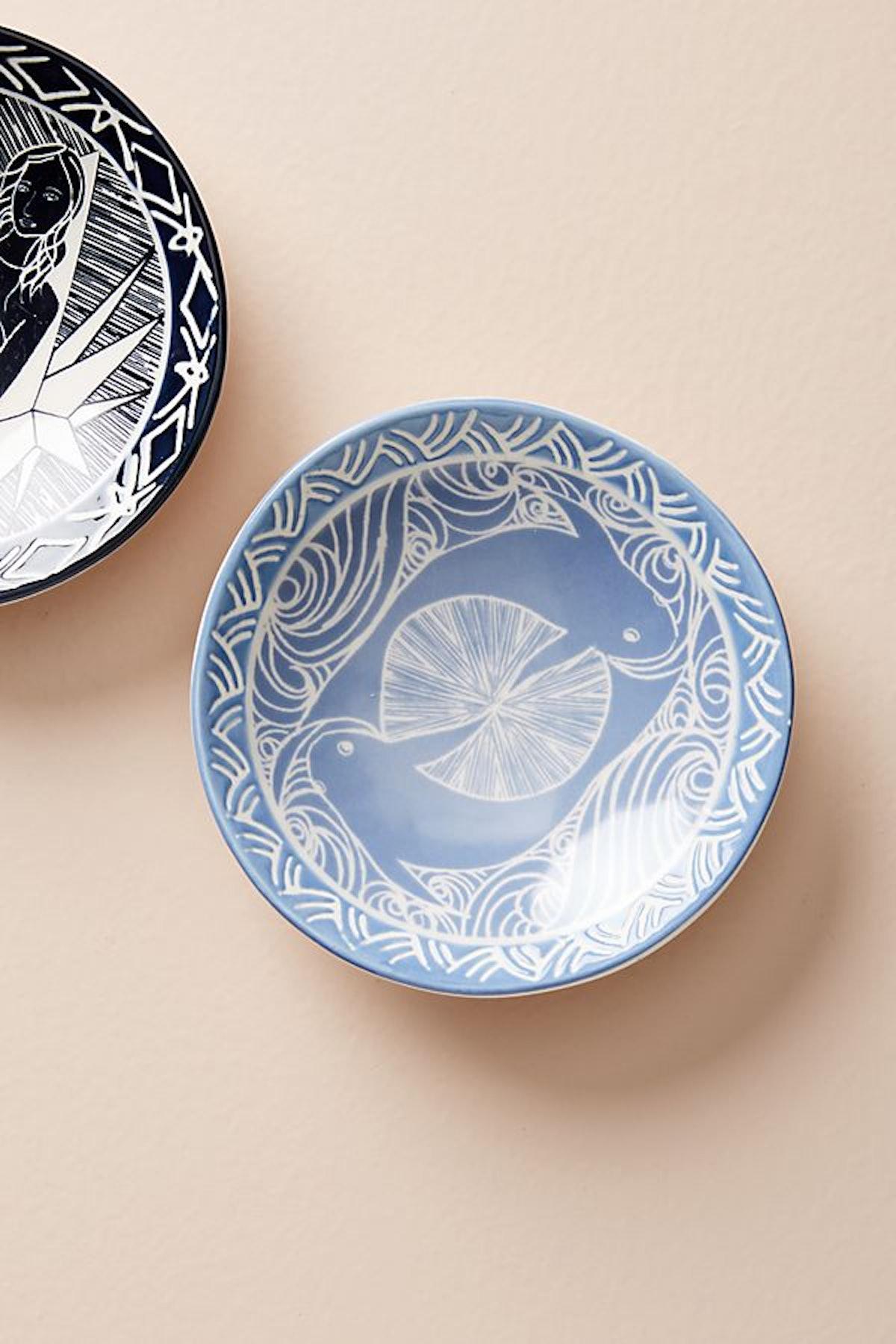Chappo Zodiac Trinket Dish
