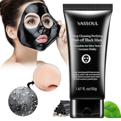 Vassoul Peel-Off Black Mask
