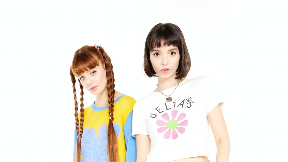 ab16b1e7466 How Much Is The New dELiA s x Dolls Kill Collection  These Under  25 Pieces  Are The Ultimate  90s Throwback