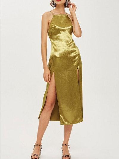 Strappy Slip Dress