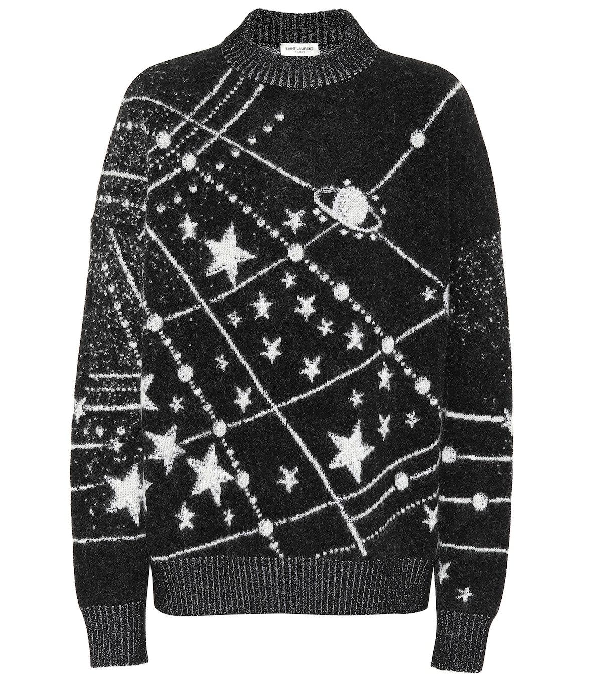 Constellation Jacquard Sweater