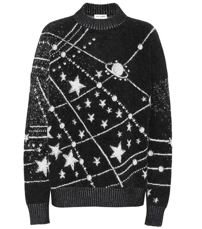 Constellation Jacquard Sweater