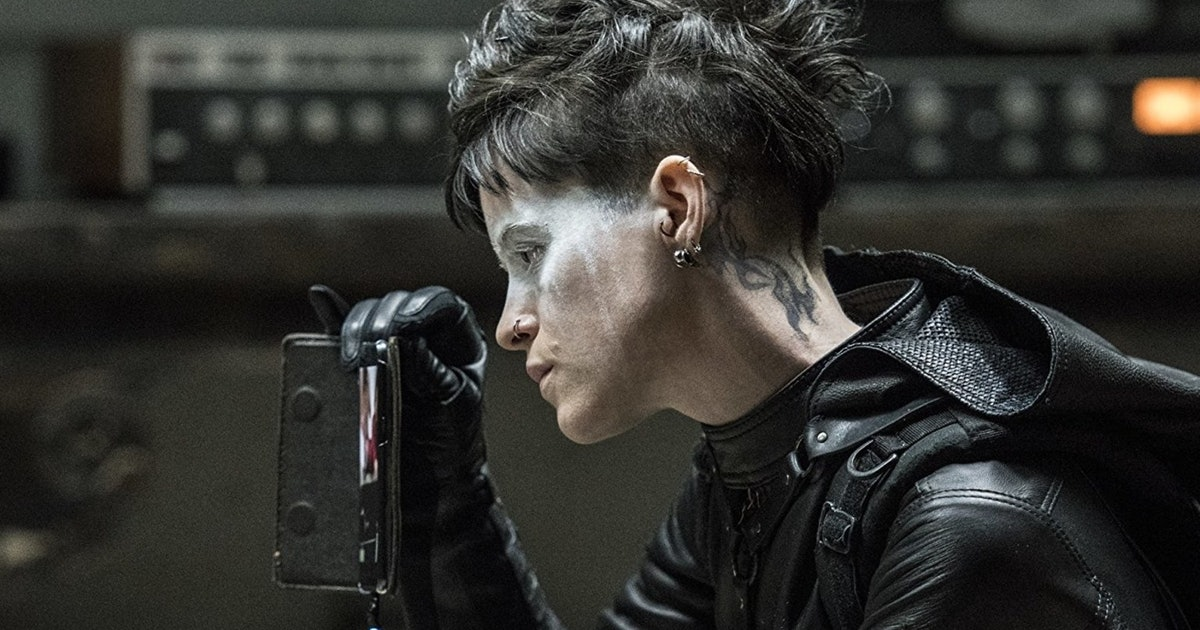 39 the girl in the spider 39 s web 39 sequel will satisfy your for Sequel to girl with dragon tattoo