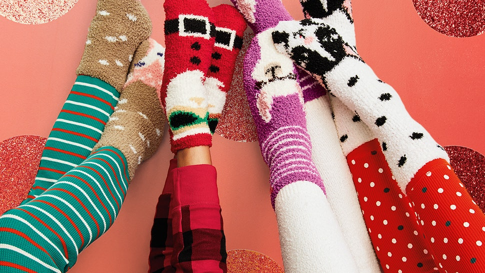 bcd5c12c94d Old Navy s 2018 Black Friday   Cyber Monday Sales Include  1 Fuzzy Socks    50 Percent Off EVERYTHING