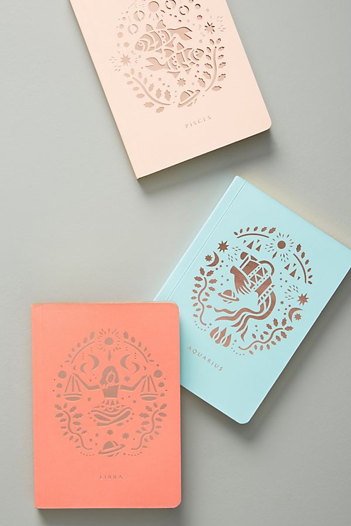 Mini Zodiac Journal