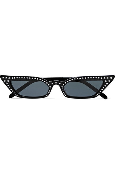 Le Skinny Luxe Cat-Eye Sunglasses